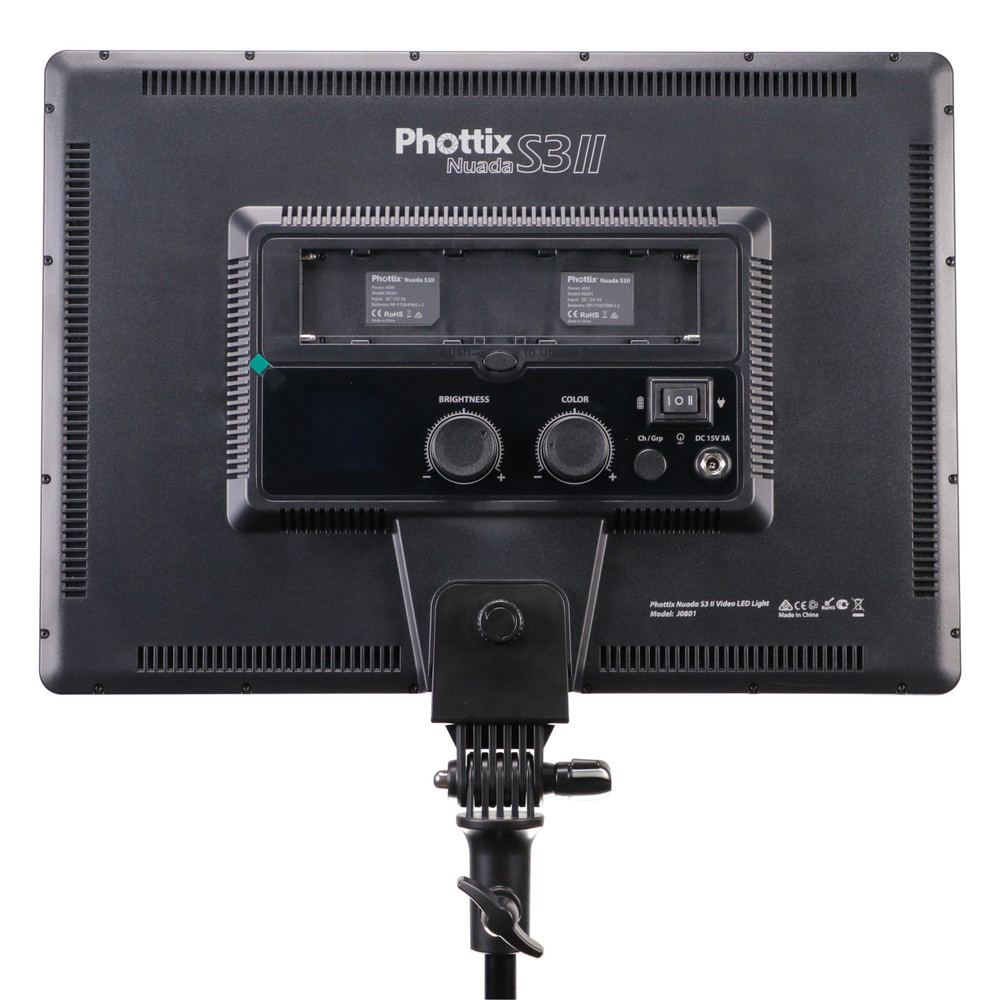 Phottix Nuada S3 II Twin Kit LED Light