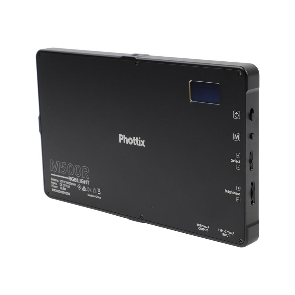 Phottix M500R RGB Light