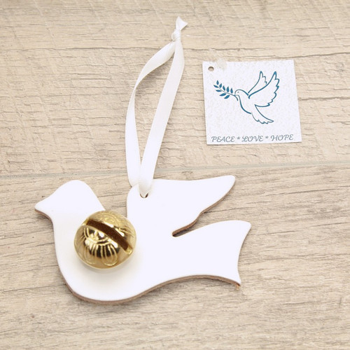 Dove Keepsake Bell