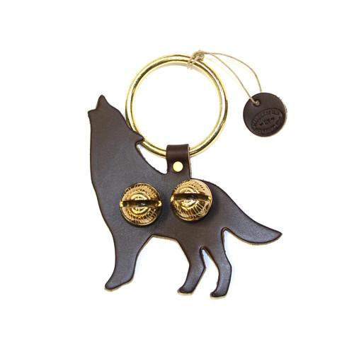 Designer Door Hanger - Wolf