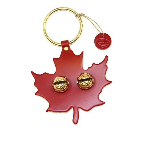 Designer Door Chimes - Maple Leaf