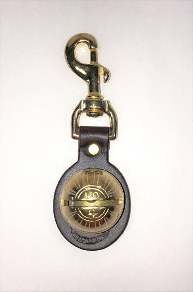 Safety Bell / Bear Bell with #4 sized bell