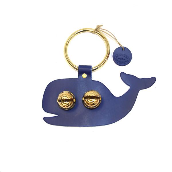 Designer Door Chimes - Whale