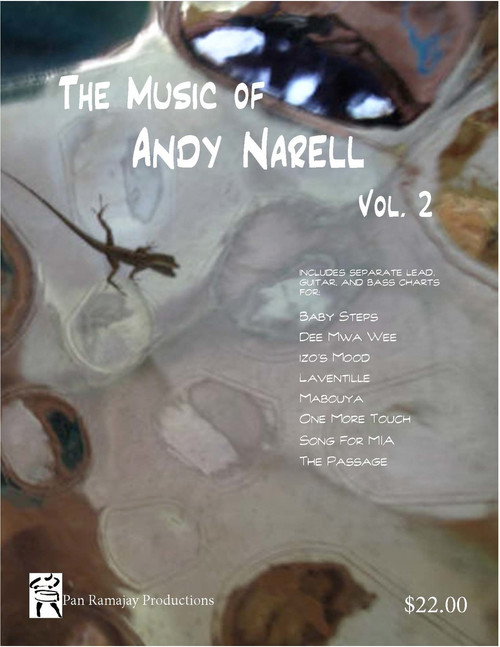 Andy Narell, The Music of, Vol. 2