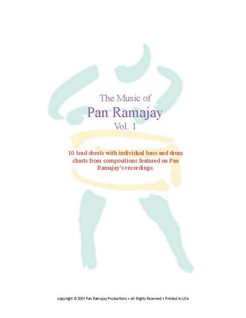 Pan Ramajay, The Music of , Vol 1