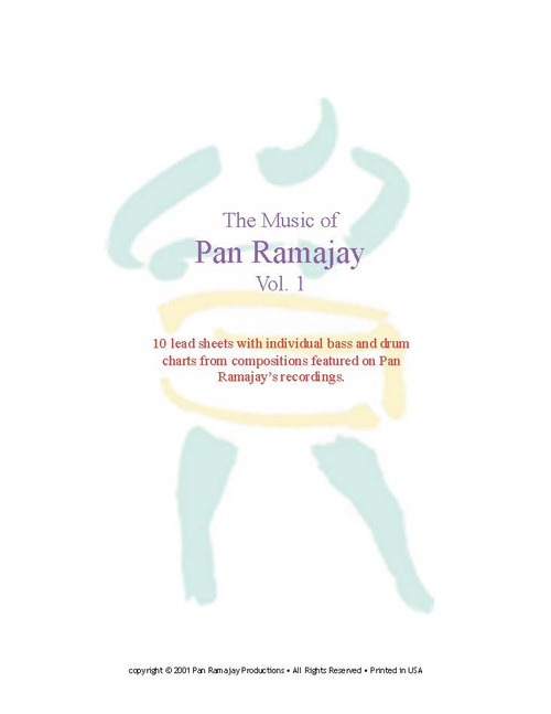 Pan Ramajay, The Music of , Vol 1
