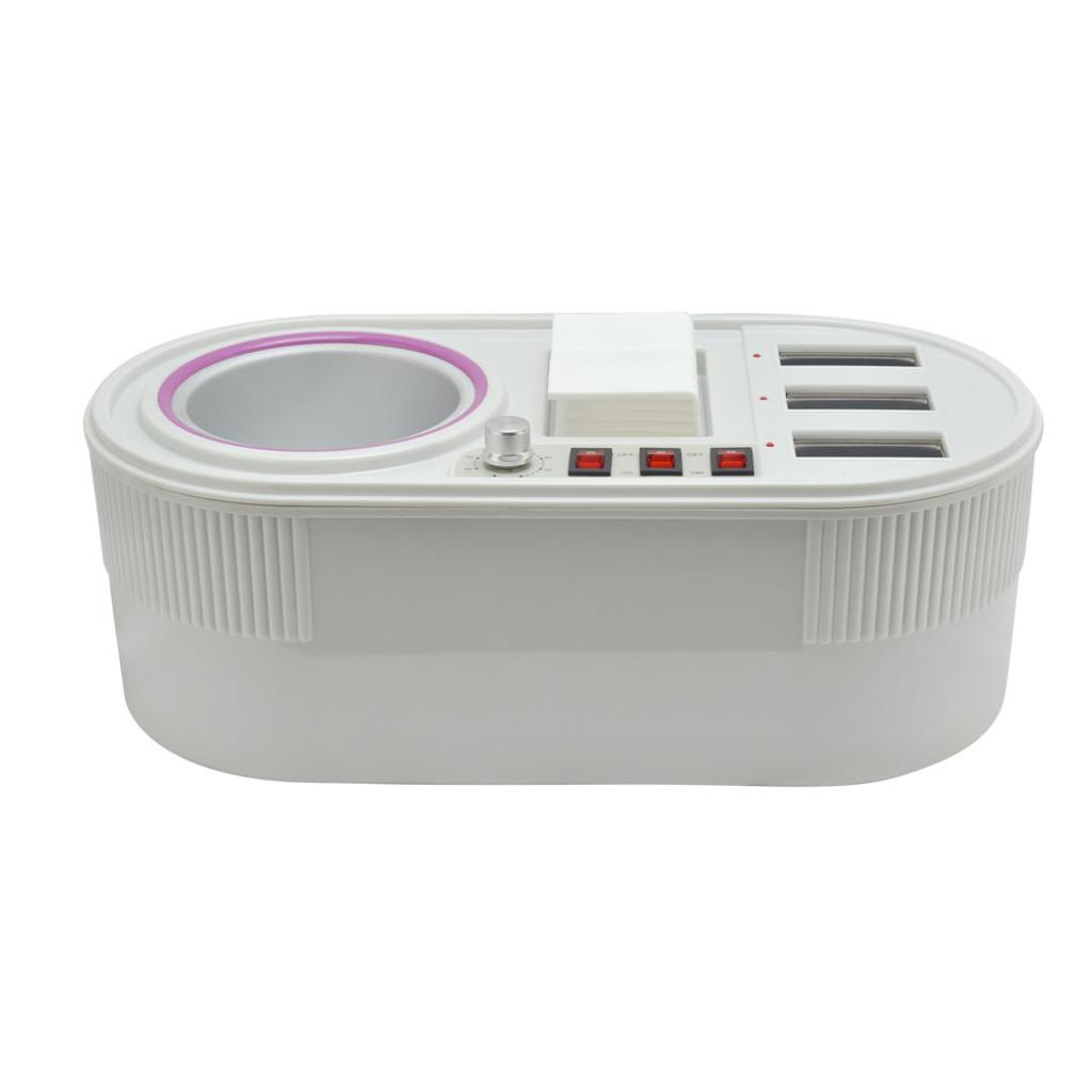 Heater Multi Wax - 1 Pot Plus 3 Rolls
