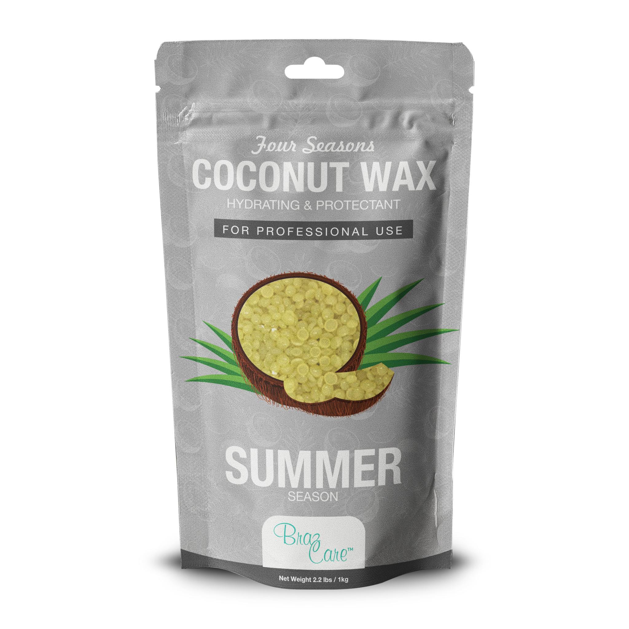 Hard Wax Coconut 2.2lb/1 kg