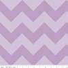 Chevrons Large - Chevron - Tone on Tone - Lavender (C390-121) by The RBD Designers for Riley Blake PRICE PER HALF YARD