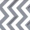 Simply Color - Dotted Zig Zag - White Graphite Gray (10804 13) by V and Co. for Moda PRICE PER HALF YARD