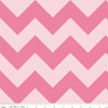 Chevrons Large - Chevron - Tone on Tone - Hot Pink (C390-71) by The RBD Designers for Riley Blake PRICE PER HALF YARD