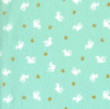 Magic Aqua - Baby Dragon - Turquoise Metallic (MD7197-TURQ-D) by Sarah Jane for Michael Miller PRICE PER HALF YARD
