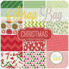 Christmas - Scrap Bag (CHR.SB) by Mixed Designers for Southern Fabric