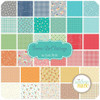 Farm Girl Vintage - Fat Quarter Bundle (33 pcs) by Lori Holt for Riley Blake (LH.FGV.33FQ)