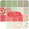 At Home - Bonnie's House Jelly Roll (40 pcs) by Bonnie and Camille for Moda (55200JRB)