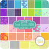 True Colors 2020 Charm Pack (42 pcs) by Tula Pink for Free Spirit (FB6CPTP.TULATRUE)
