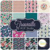 Trouvaille Layer Cake (42 pcs) by Agf Studio for Art Gallery (10W-TRV)