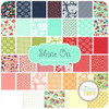 Shine On Mini Charm Pack (42 pcs) by Bonnie And Camille for Moda (55210MC)