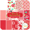 Shine On - Red and Pink Fat Quarter Bundle (14 pcs) by Bonnie and Camille for Moda (BC.SH.RP.FQ)