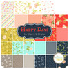 Happy Days Jelly Roll (40 pcs) by Sherri and Chelsi for Moda (37600JR)