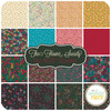 The Flower Society Fat Quarter Bundle (16 pcs) by AGF Studio for Art Gallery (FQW-TFS-SF)