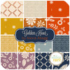 Golden Hour Jelly Roll (20 pcs) by Alexia Abegg for Moda (RS4016JJR)