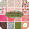 Open Heart Layer Cake (42 pcs) by Maureen Cracknell for Art Gallery (10W-OPH)