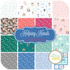 Helping Hands Fat Eighth Bundle (17 pcs) by Sarah Jane for Michael Miller (SJ.HH.F8)