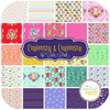 Curiouser and Curiouser Fat Eighth Bundle (25 pcs) by Tula Pink for Free Spirit (TP.CC.F8)