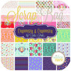 Curiouser and Curiouser Scrap Bag (approx 2 yards) by Tula Pink for Free Spirit (TP.CC.SB)