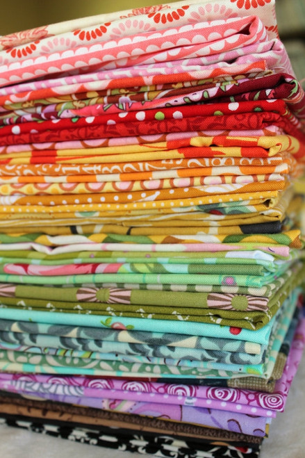 Rainbow 5 Yard Scrap Bag (10 pcs) (RAINSB.10HY)