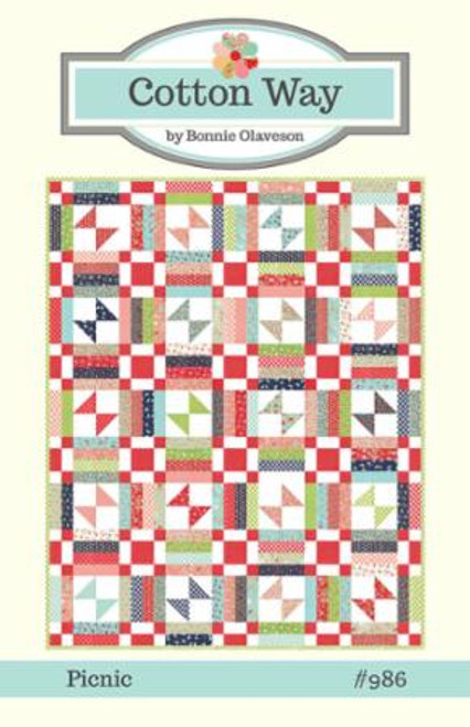 Picnic - Sewing Pattern by Cotton Way