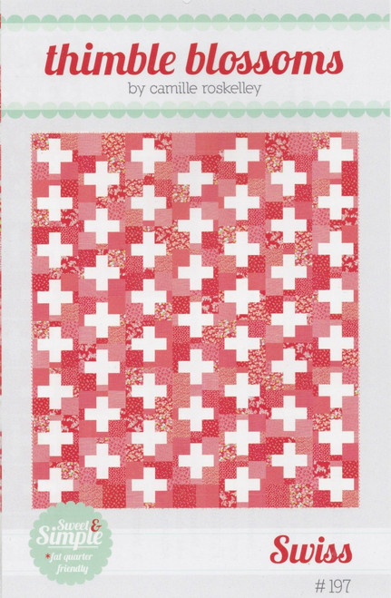 Swiss Pattern by Thimble Blossoms