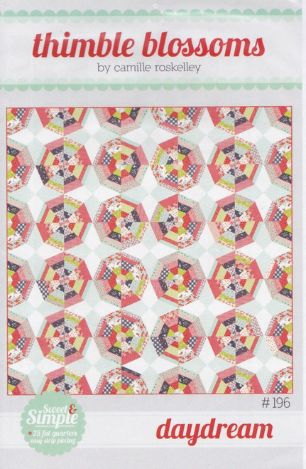 Daydream Pattern by Thimble Blossoms - front