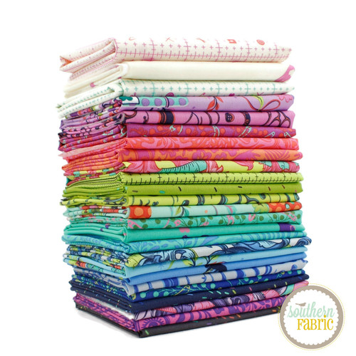 HomeMade Half Yard Bundle (25 pcs) by Tula Pink for Free Spirit (TP.HM.25HY)