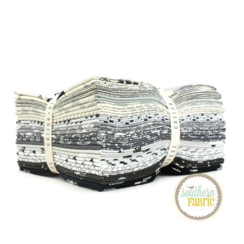 Full Moon Fat Quarter Bundle (13 pcs) by Collaboration for Cotton + Steel (CS203P-FQB)
