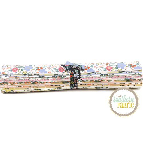 Primavera Fat Quarter Bundle (31 pcs) by Rifle Paper Co. for Cotton and Steel (RP300P-FQR)
