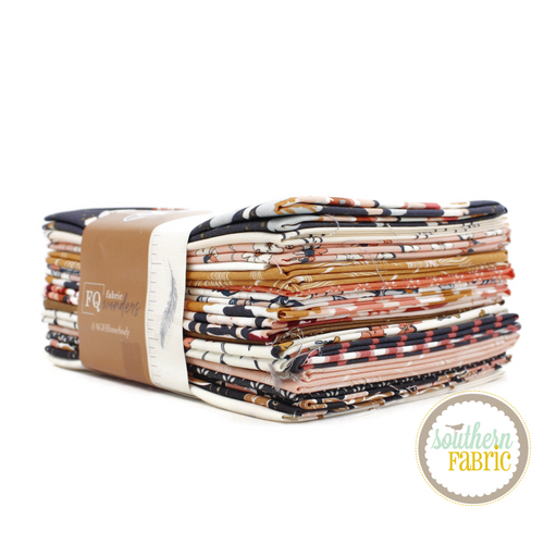 Homebody Fat Quarter Bundle (16 pcs) by Maureen Cracknell for Art Gallery (FQW-HMB)