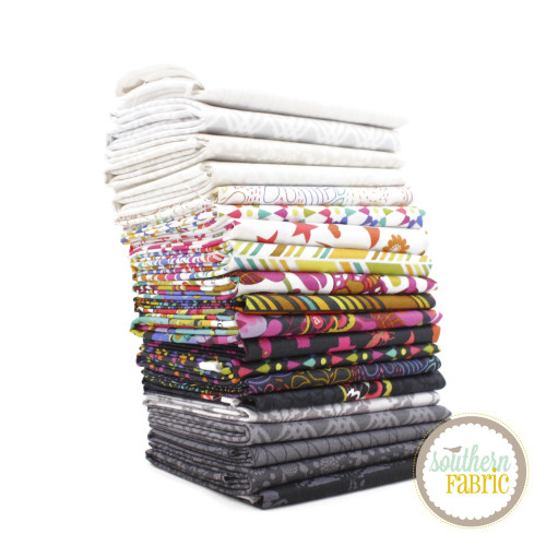 Art Theory Fat Quarter Bundle (20 pcs) by Alison Glass for Andover (AG.AT.FQ)