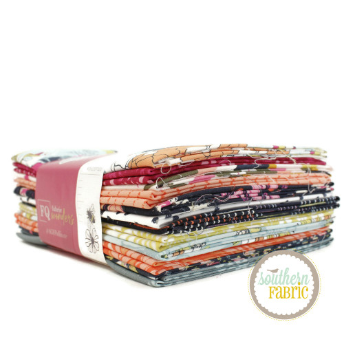 Pollinate Fat Quarter Bundle (12 pcs) by Jessica Swift for Art Gallery (FQW-PLN)