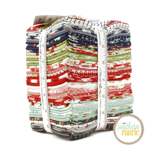 Sunday Stroll Fat Quarter Bundle (40 pcs) by Bonnie and Camille for Moda (55220AB)