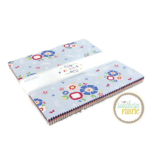 Pure Delight Layer Cake (42 pcs) by Melanie Collette for Riley Blake (10-10090-42)
