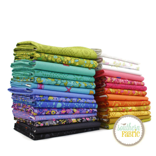 Sun Print 2021 Half Yard Bundle (27 pcs) by Alison Glass for Andover (AG.SP21.HY)