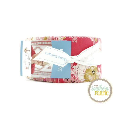 Faith, Hope & Love Jelly Roll (40 pcs) by Sue Daley for Riley Blake (RP-10320-40)