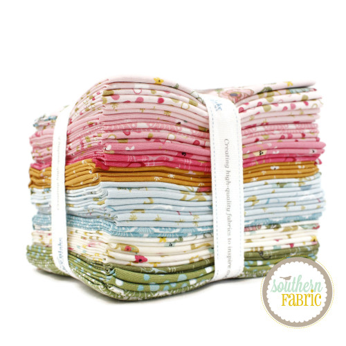 Stardust Fat Quarter Bundle (21 pcs) by Beverly McCullough for Riley Blake (FQ-10500-21)