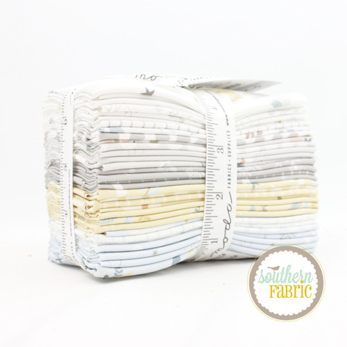 Little Ducklings Fat Eighth Bundle (33 pcs) by Paper and Cloth for Moda (25100F8)