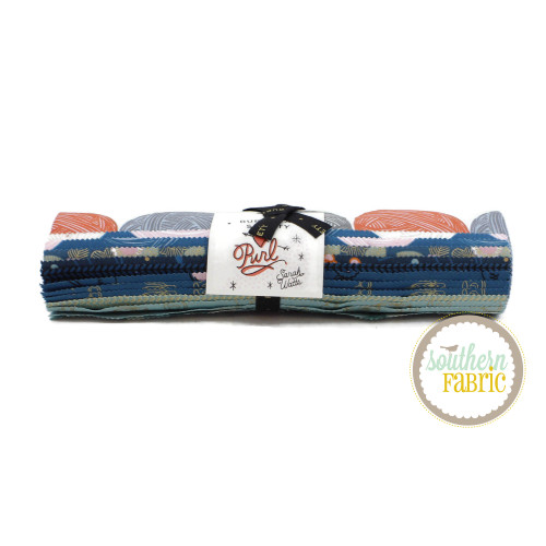 Purl Layer Cake (42 pcs) by Sarah Watts for Ruby Star Society + Moda (RS2029LC)