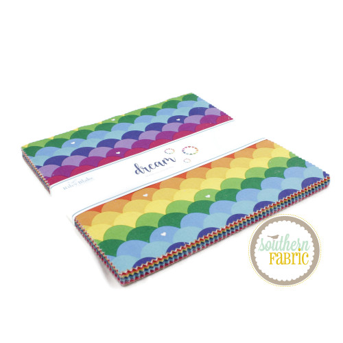 Dream Layer Cake (42 pcs) by Kristy Lea for Riley Blake (10-10770-42)