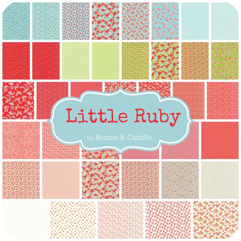 Little Ruby by Bonnie and Camille
