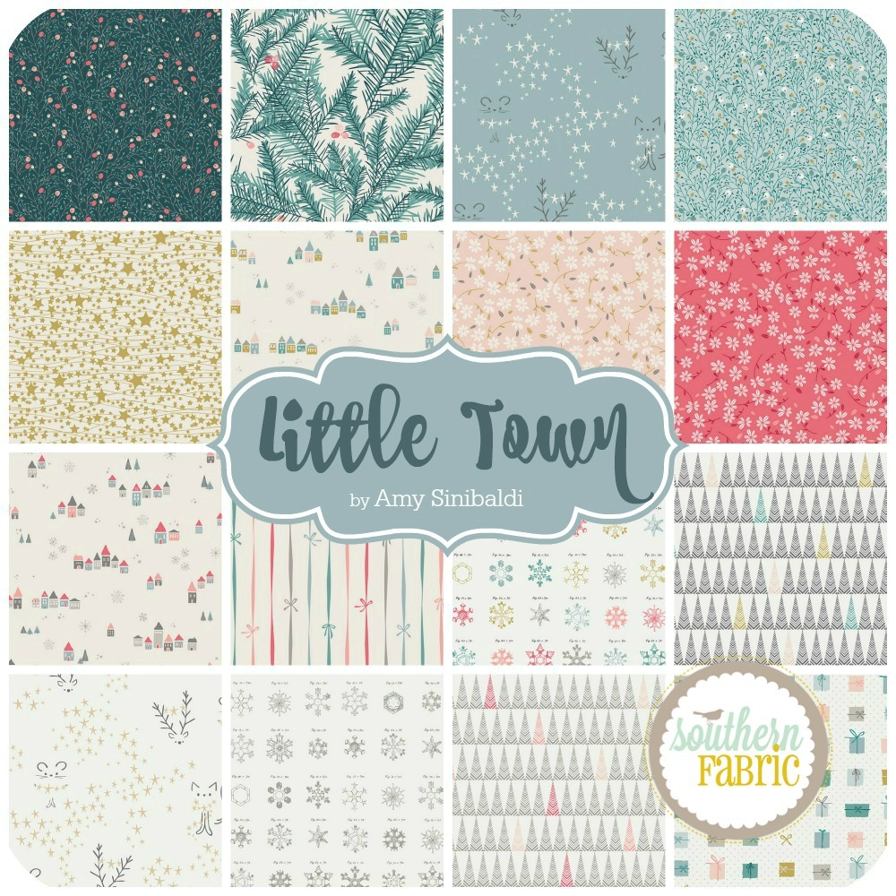 Little Town by Amy Sinibaldi